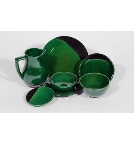 collection BICOLORE  vert