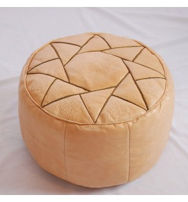 pouf NATUREL